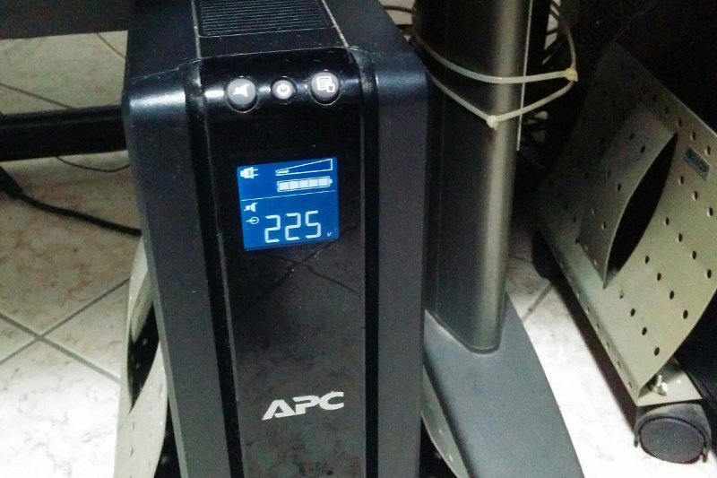 Setup APC UPS on Ubuntu Workstation using apcupsd