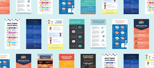 Top tips for creating a successful infographic